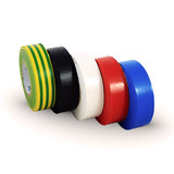 INSULATION TAPE GREEN/YELLOW 10 PACK